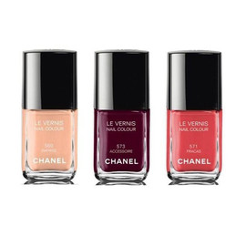 CHANEL - 2013 Spring Couture Nail Polish