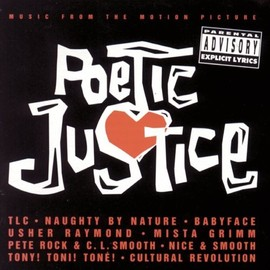 TLC,NAUGHTY BY NATURE - Poetic Justice soundtrack