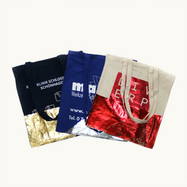 TOGA Odds & Ends - foil cotton bag