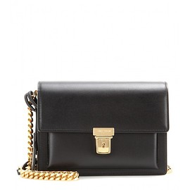SAINT LAURENT - Leather shoulder bag