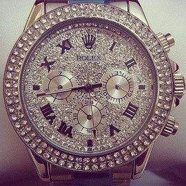 ROLEX - Diamond watch☆
