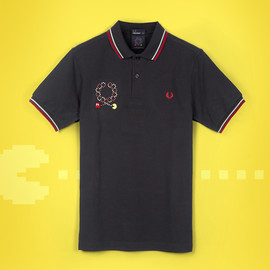 Fred Perry - 2013 SPRING / SUMMER FRED PERRY × PAC-MAN × ten_do_ten PROJECT
