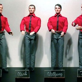 kraftwerk action-figures
