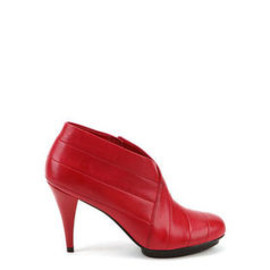 UNITED NUDE - Leather Fold Deluxe Hi Red Nappa