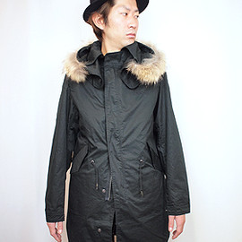 SILAS - FISH TAIL MODS COAT