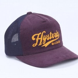 HYSTERIC GLAMOUR - メッシュキャップ