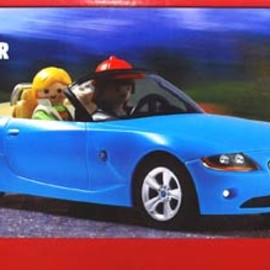 herpa - BMW Z4 playmobil