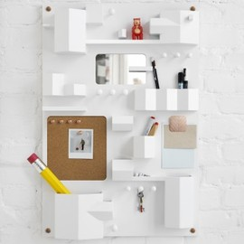 Note Design Studio - Suburbia wall storage