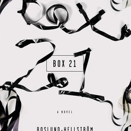 Box 21 book cover #design #book #cover