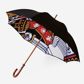London Undercover - King of Clubs Umbrella