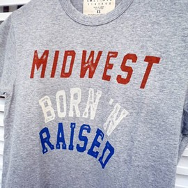 TAILGATE - VTG1720MTE BORN RAISED H/GRY