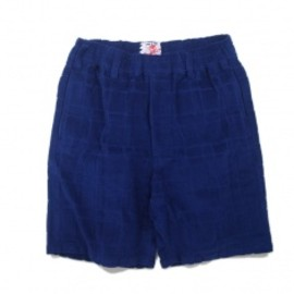 SON OF THE CHEESE - THE PILE SHORTS Blue
