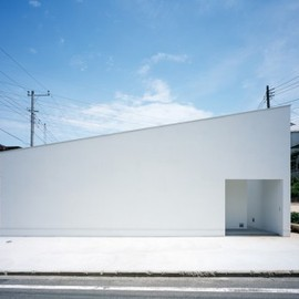 Apollo Architects & associates - Mur House, Yokohama City