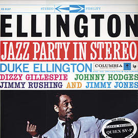 DUKE ELLINGTON, デューク・エリントン - JAZZ PARTY IN STEREO