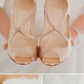 Christian Louboutin - Christian louboutin wedding shoes fashion trend