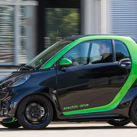 smart - fortwo BRABUS electric drive