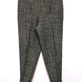 DIGAWEL - CENTER PRESS TAPERDE PANTS