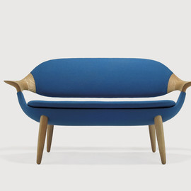 inoda + sveje - IS sofa for miyazaki chair factory
