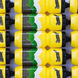 Team Dream Bicycle Team - 26oz CaliStyle Funset Bottle Sets Yellow