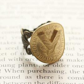 Aquvii - initial coin Ring