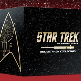 Various Artists - Star Trek: The Original Series Soundtrack Collection - Limited Edition 15-CD Box Set