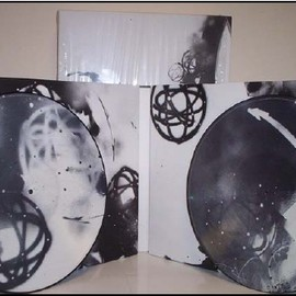 "UNKLE - Never Never Land 12"" X 3 Picture Discs"