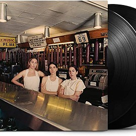 Haim - Women In Music Pt. III [Black Vinyl] [12 inch Analog]