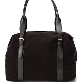 MARGARET HOWELL - COTTON MOLESKIN HOLDALL