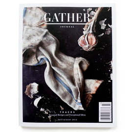 Gather Media LLC. - Image of Gather Journal: Issue 2, Fall/Winter 2013, Traces