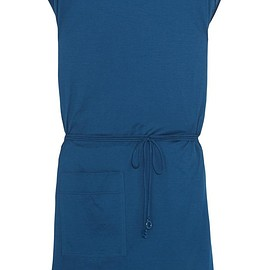 Eres - Gri Gri Susan cotton-jersey mini dress