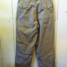 U.S.M.C. - 60s CHINO with BACK FLAP