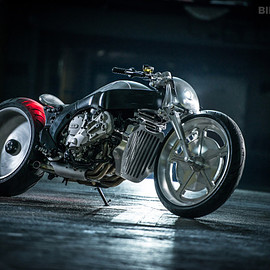 BMW - K1600 GTL Custom Project