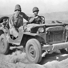 Willys - Jeep