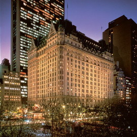 New York - Plaza Hotel