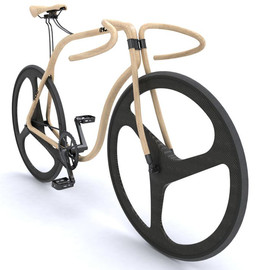 Andy Martin - Thonet Bike