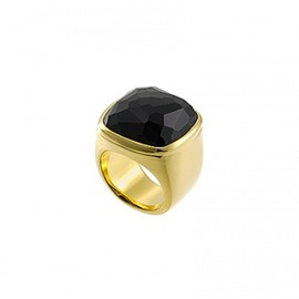 jupiter - onyx rock ring