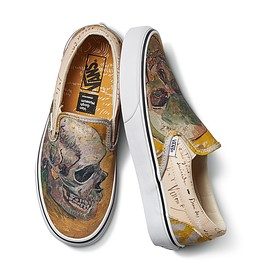 VANS - CLASSIC SLIP-ON (VINCENT VAN GOGH)