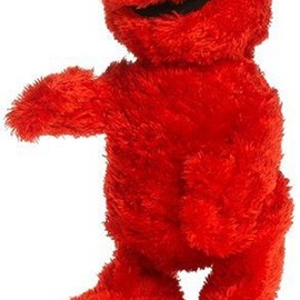 Fisher Price - T.M.X. Tickle Me Elmo