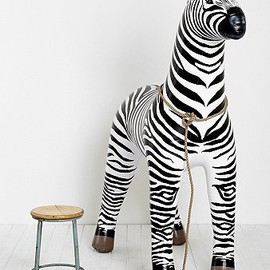 urban outfitters - Oversized Inflatable Zebra