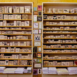 Blade Rubber Stamps London - Stamps