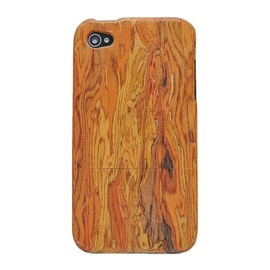 Rainbow wooden case for Iphone4/4s/5