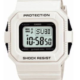 CASIO - G-SHOCK Mini WHITE GMN-550-7AJR