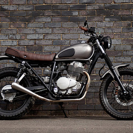 Honda - CL400 by Urban Rider