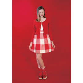 milk - GINGHAM dress