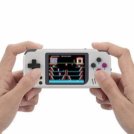 retromimi - PocketGo Retro Game System