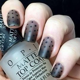 matt dots/nails