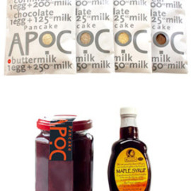APOC - pancake mix set