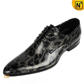CWMALLS - Italian Leather Designer Dress Shoes for Men CW763077