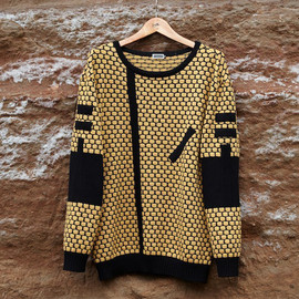 CYDERHOUSE - HEXAGON RIDER Knit