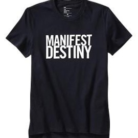Gap x GQ Mark McNairy - Manifest T